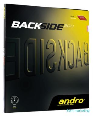 ANDRO - potah Backside 2.0D