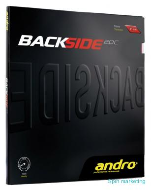 ANDRO - potah Backside 2.0C