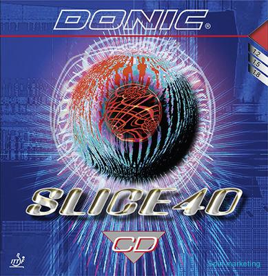 DONIC - potah SLICE 40 CD
