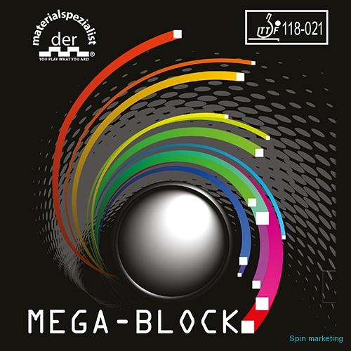 DER MATERIALSPEZIALIST -  MEGA BLOCK