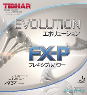 TIBHAR - potah EVOLUTION FX-P