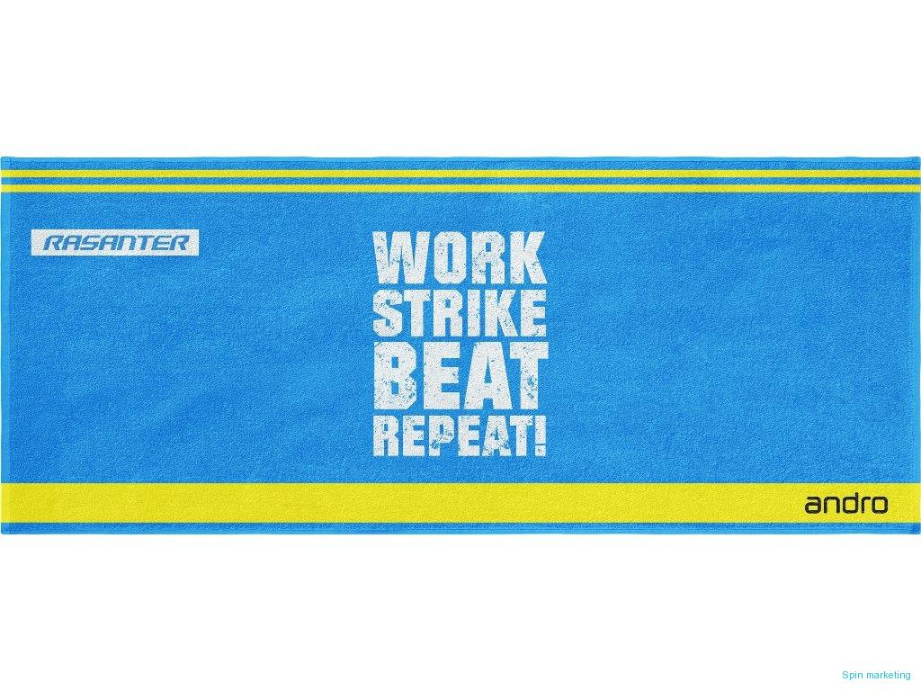 ANDRO -  Work, strike, beat, repeat!