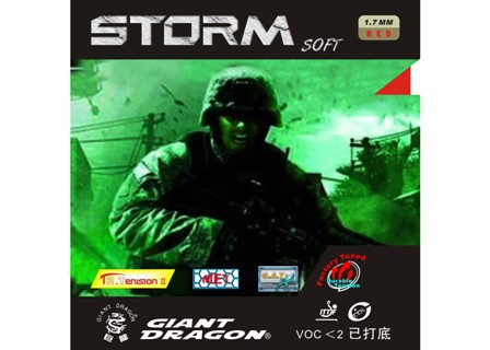 GIANT DRAGON -  Potah Storm Soft
