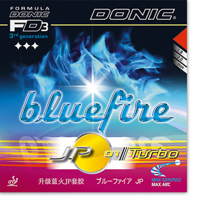 DONIC - potah Bluefire JP01 Turbo