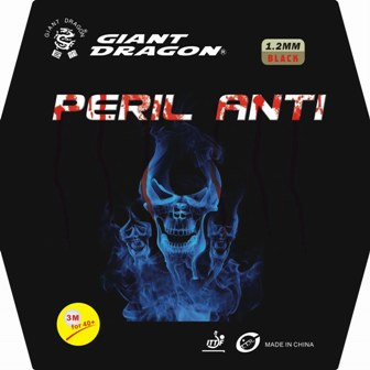 GIANT DRAGON - potah PERIL ANTI