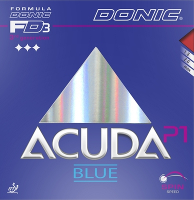 DONIC - ACUDA P1 BLUE