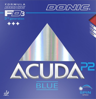DONIC - ACUDA P2 BLUE