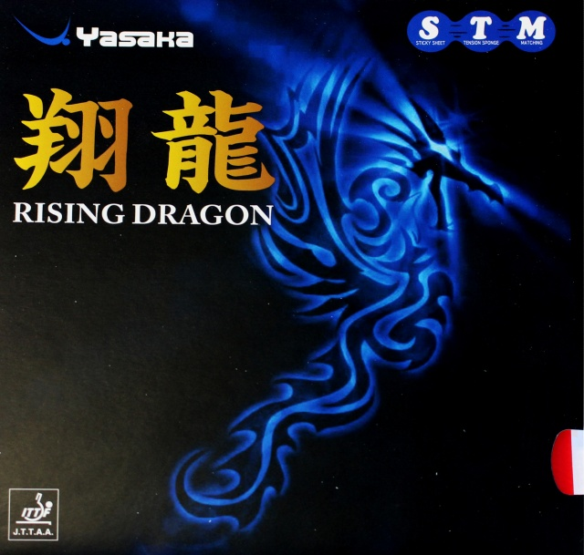 YASAKA - potah RISING DRAGON