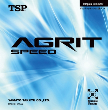 TSP - Potah Agrit Speed