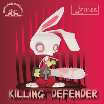 DER MATERIALSPEZIALIST- Killing Defender
