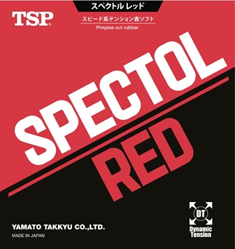 TSP - potah SPECTOL RED