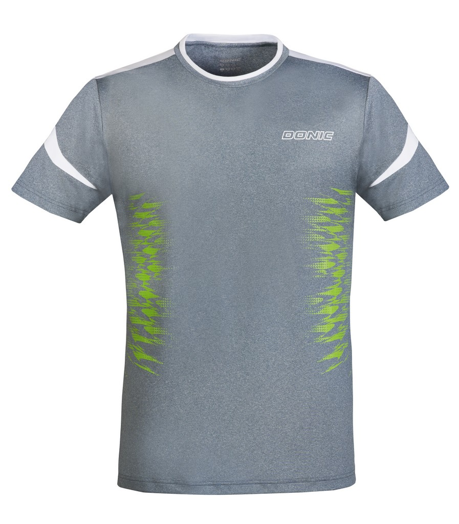 DONIC - T-shirt LEVEL grey