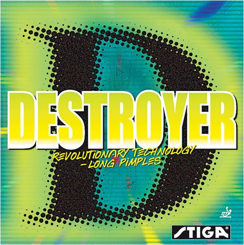 STIGA - Potah Destroyer